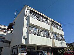 コーポスズキ A棟[2階]の外観
