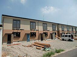 佐賀県佐賀市久保田町大字久富の賃貸アパートの外観