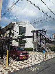 アパートメントナガハマパートII[1階]の外観