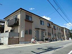 [テラスハウス] 京都府京都市山科区西野左義長町 の賃貸【/】の外観
