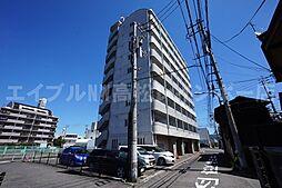 香川県高松市観光町の賃貸マンションの外観