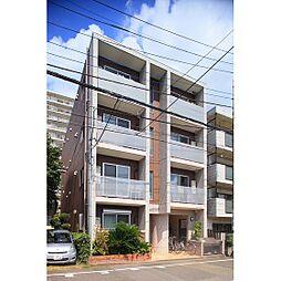 神奈川県相模原市中央区清新1丁目の賃貸マンションの外観