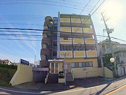 兵庫県川西市西多田2丁目の賃貸マンションの外観