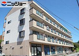 アンフィニ幸田[2階]の外観