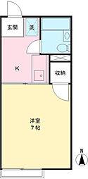 平山城址公園駅 2.7万円