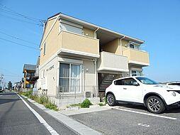 ヤマハハイツ江島本町II[1階]の外観
