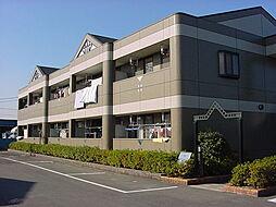 広島県福山市東川口町2丁目の賃貸マンションの外観