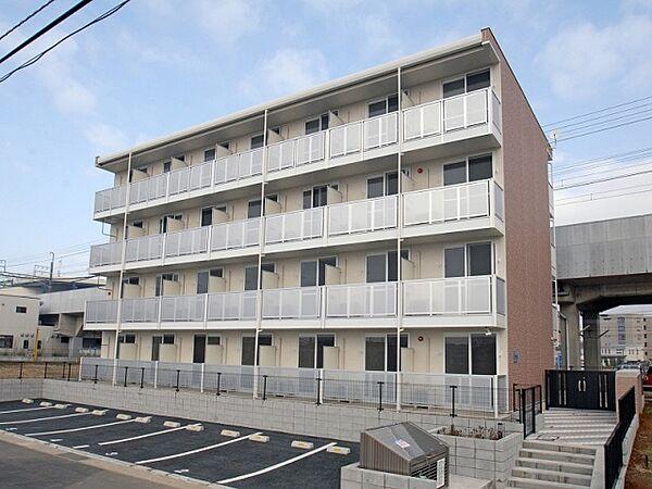 新鎌ヶ谷KIYOTA[303号室]の外観