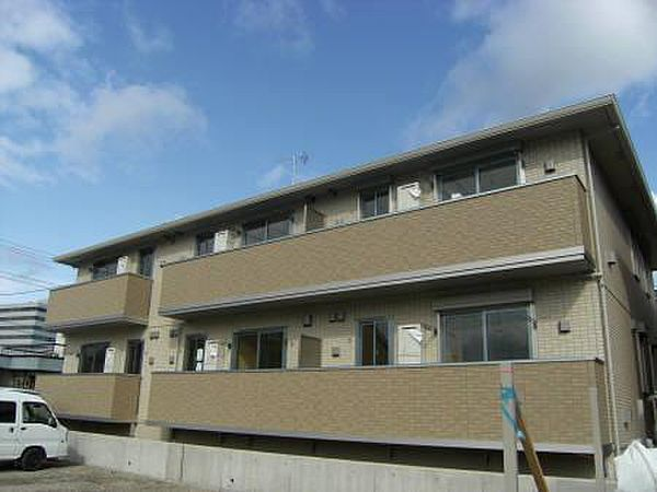 セジュールAI B棟 2階の賃貸【広島県 / 福山市】