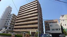 アルファライフ竹原[2階]の外観