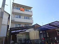 朝日マンション[303号室]の外観