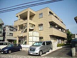 神奈川県横浜市港北区綱島東3丁目の賃貸マンションの外観