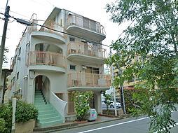 松岡マンション[301号室]の外観