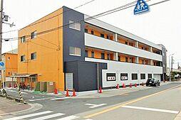 大阪府大阪市旭区新森6丁目の賃貸マンションの外観