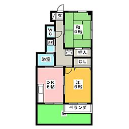 国府駅 4.6万円