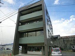 長野県松本市野溝木工1丁目の賃貸マンションの外観