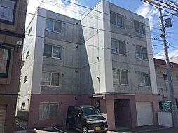 YELL東札幌[2階]の外観