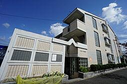 シャレード藤嶋[2階]の外観