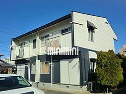 タウニーSAKA B[2階]の外観