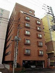ライオンズマンション北5条通[5階]の外観