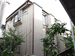 第一ハイツホワイト[2階]の外観