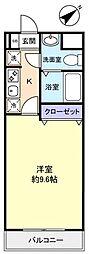 金太郎ヒルズ39[1階]の間取り