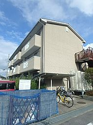 モアクレスト花田公園A[303号室]の外観