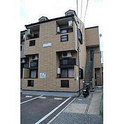 福岡県福岡市城南区茶山4丁目の賃貸アパートの外観