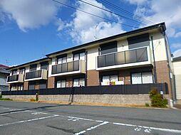 大阪府羽曳野市古市6丁目の賃貸アパートの外観