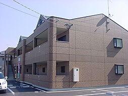 広島県福山市瀬戸町大字長和の賃貸アパートの外観