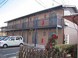 ロンサール奥田[1階]の外観