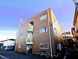 埼玉県所沢市小手指南1丁目の賃貸マンションの外観