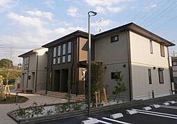 東京都立川市富士見町7丁目の賃貸アパートの外観
