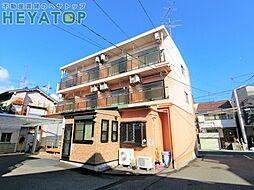 愛知県名古屋市瑞穂区船原町4丁目の賃貸マンションの外観