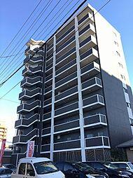 福岡県北九州市小倉北区下到津4丁目の賃貸マンションの外観