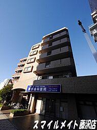 エクセルシオール藤沢[3階]の外観