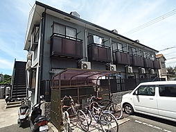 兵庫県姫路市八代の賃貸アパートの外観