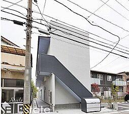 愛知県名古屋市千種区竹越1丁目の賃貸アパートの外観