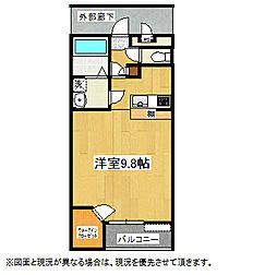 SEIWAII[102号室]の間取り