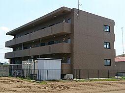 ブレインフォート[2階]の外観