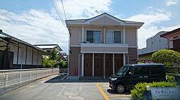 香川県丸亀市土器町西7丁目の賃貸アパートの外観