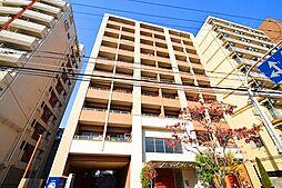 大阪府大阪市浪速区稲荷2丁目の賃貸マンションの外観