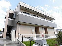 兵庫県神戸市西区和井取の賃貸アパートの外観