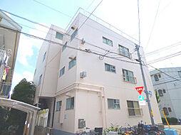 越川第二ビル[3階]の外観