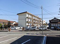 広島県東広島市西条土与丸5丁目の賃貸マンションの外観