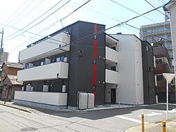 神奈川県横浜市神奈川区西神奈川3丁目の賃貸アパートの外観