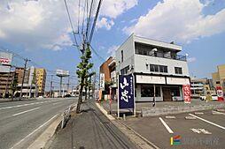 山ビル (東櫛原町・手打うどん山忠のビル)
