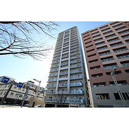 北海道札幌市中央区南六条西2丁目の賃貸マンションの外観