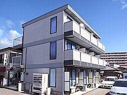 埼玉県川口市青木1丁目の賃貸マンションの外観