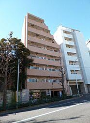 東京都文京区関口2丁目の賃貸マンションの外観
